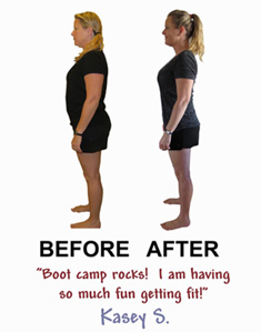 Kasey S. Boot Camp Results